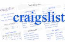 craigslist ad