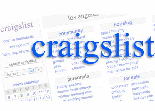 Craigslist Ad - How to Track traffic on your - Review
