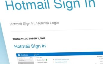 hotmail sign in problem