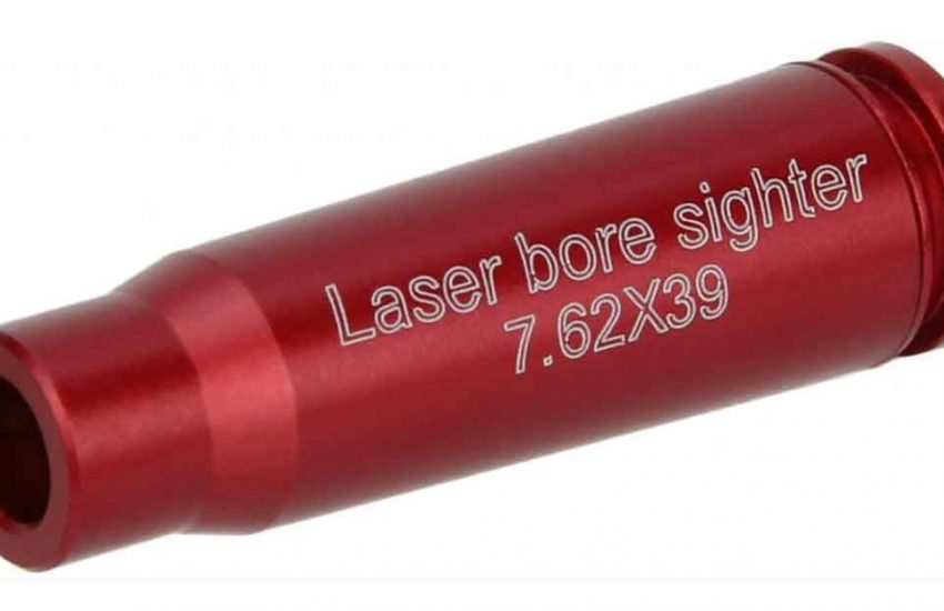laser bore sighter
