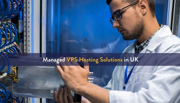 VPS Hosting Solutions in UK
