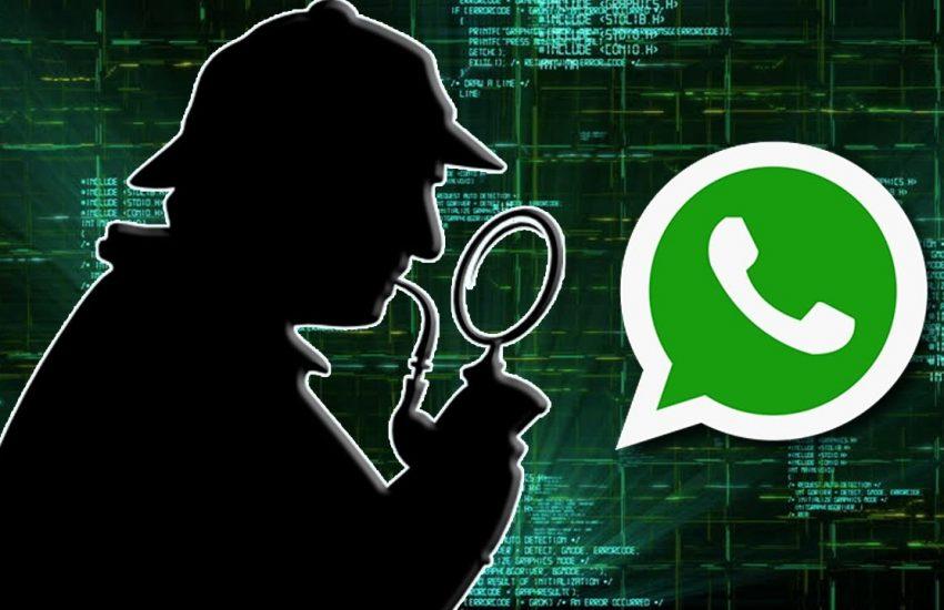 Spy Apps for WhatsApp