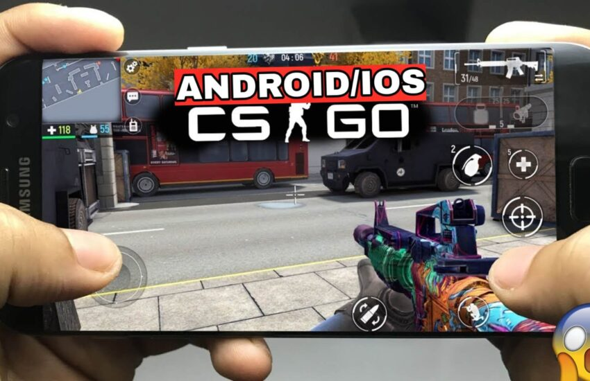 CS GO APK: Best Shooting Game You Will Ever Play on Android
