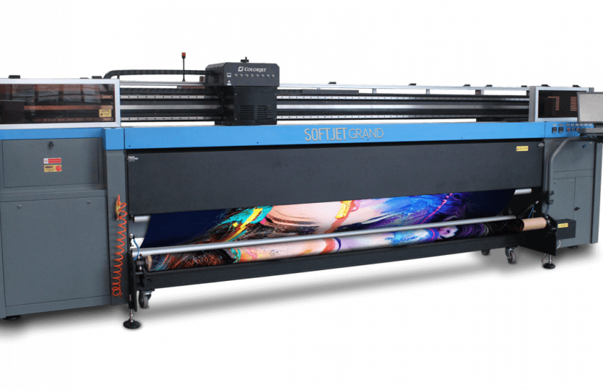 Tips to Help a Business Owner Find the Right Soft Signage Printing Machine